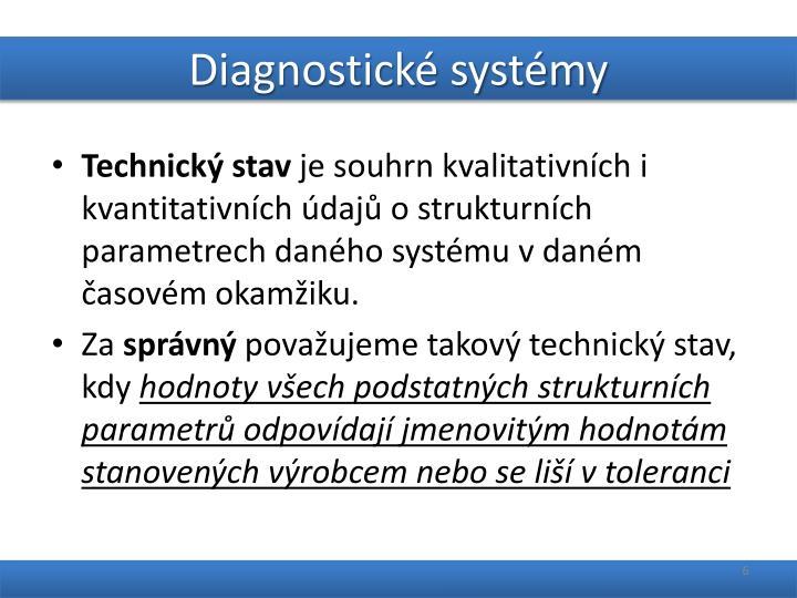 Diagnostické systémy