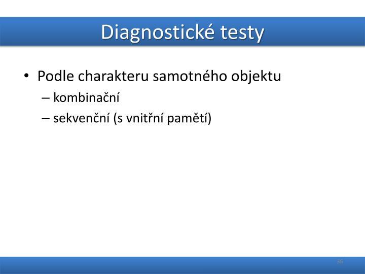 Diagnostické testy