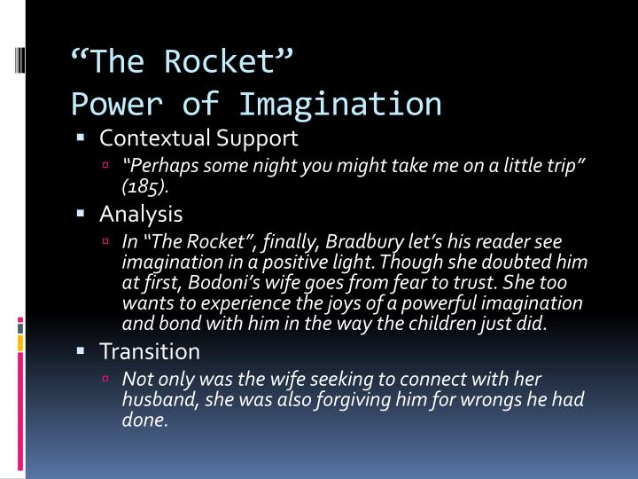 """The Rocket"""