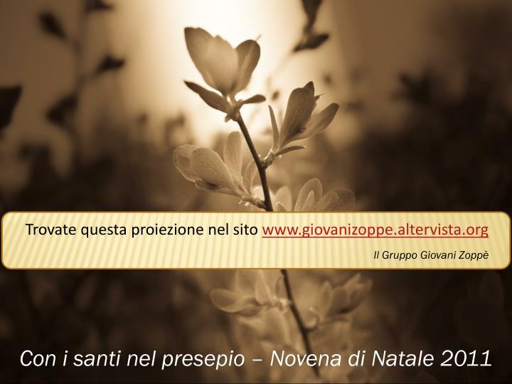 www.giovanizoppe.altervista.org