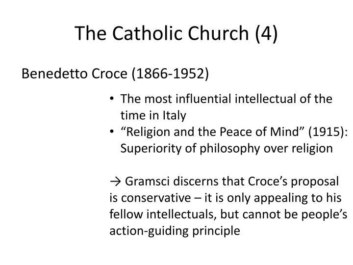 The Catholic Church (4)