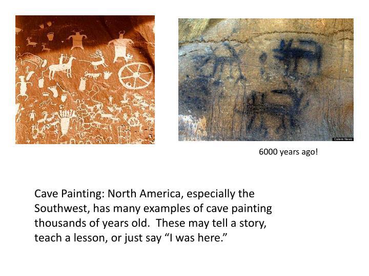 6000 years ago!