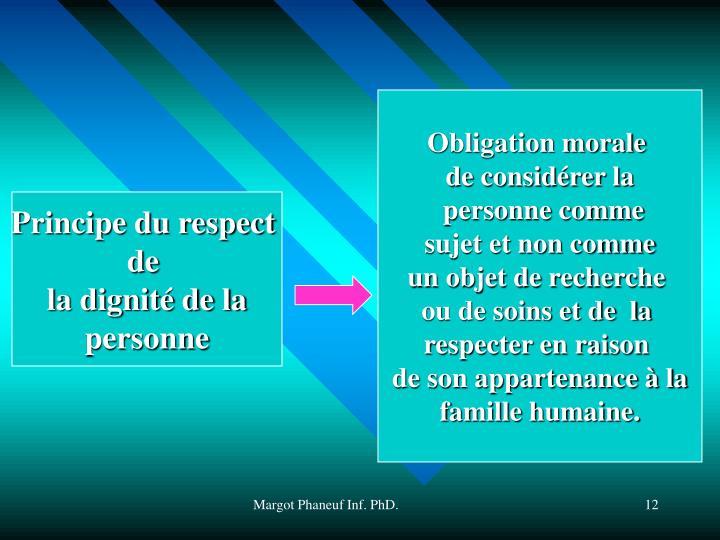 Obligation morale