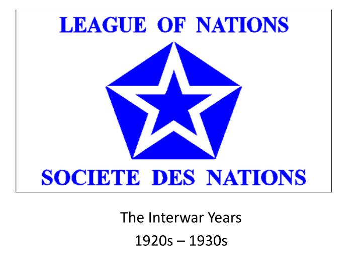 league of nation essay The main strenght was the fact that the league was established by the treaty of versailles which was signed by every nation and by the 1930s it had almost 60 nations as members it could impose its will by offering arbitration or applying trade sanctions.