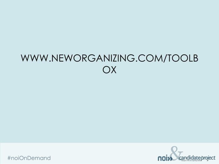 www.neworganizing.com