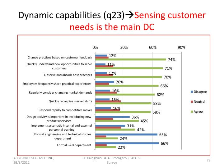 Dynamic capabilities (q23)