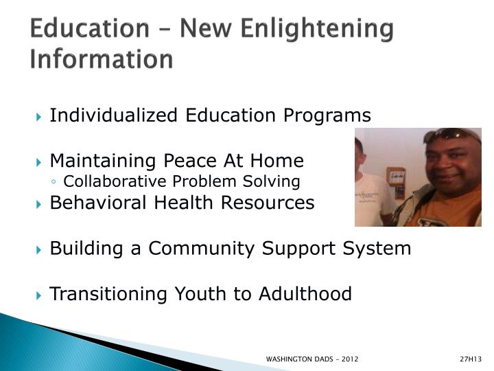 Education – New Enlightening Information