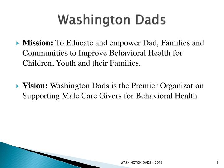 Washington dads