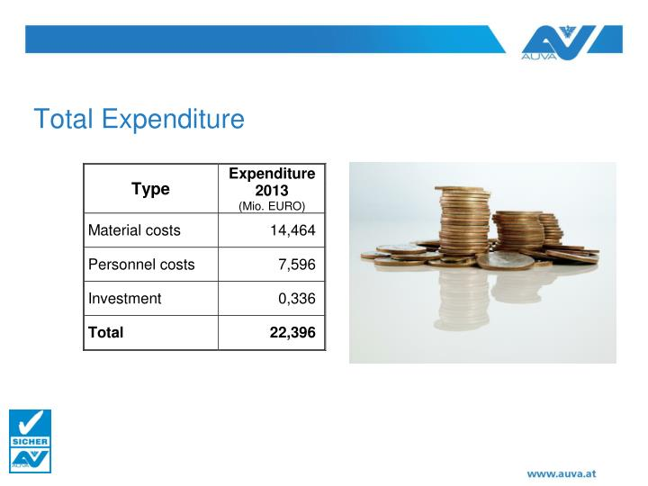 Total Expenditure