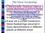 the great awakening1
