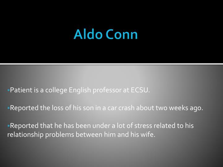 Aldo Conn