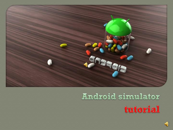 Android simulator