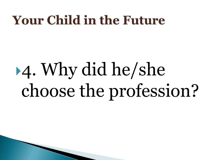 Your Child in the Future