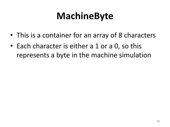 MachineByte