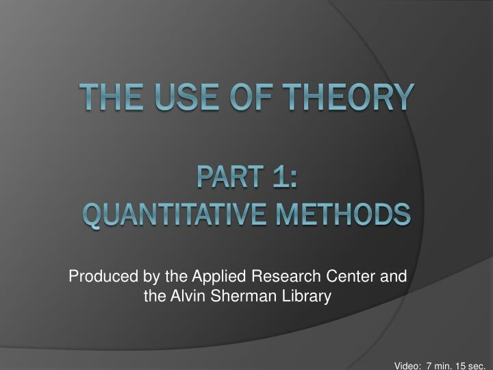 Dissertation Using Grounded Theory