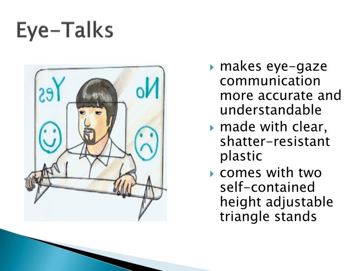 Eye-Talks