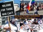 rainbow refugee committee www rainbowrefugee ca