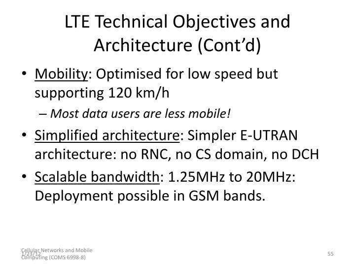 LTE T
