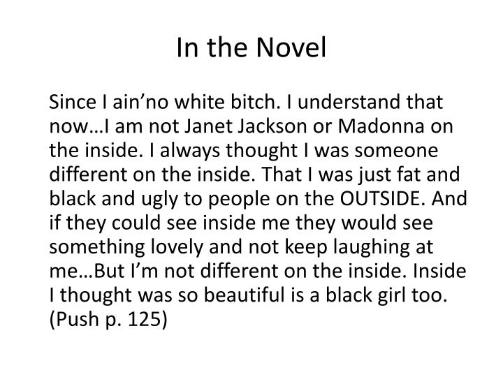 In the Novel
