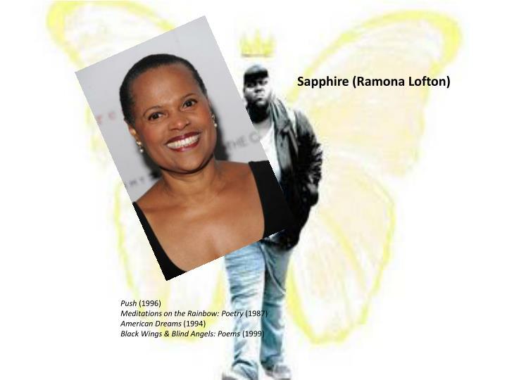 Sapphire (Ramona Lofton)