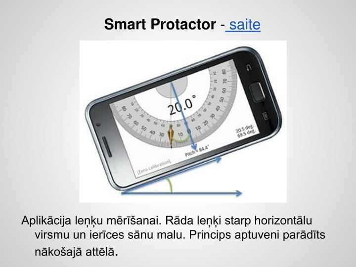 Smart Protactor