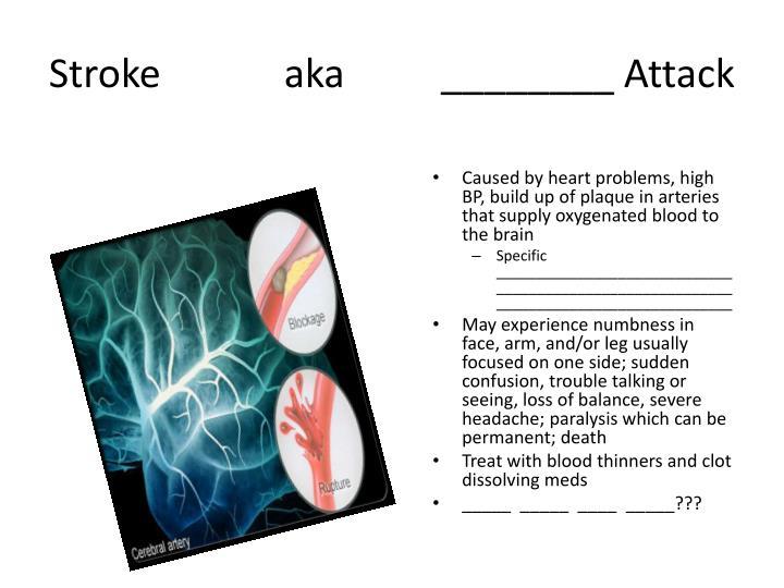 Strokeaka________ Attack