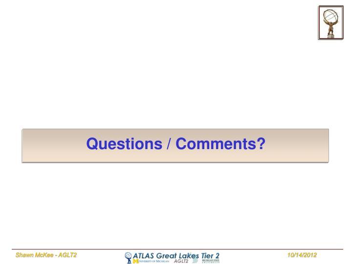 Questions /