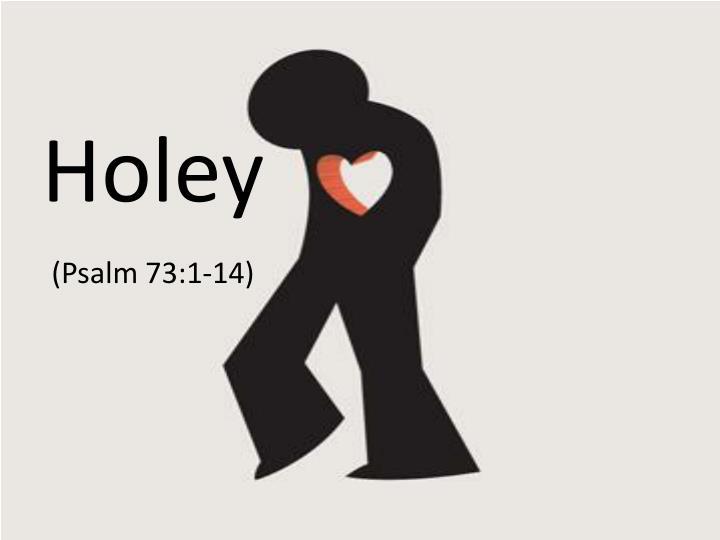 Holey