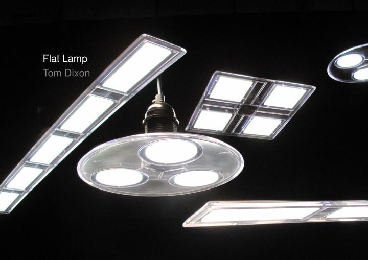 Flat Lamp