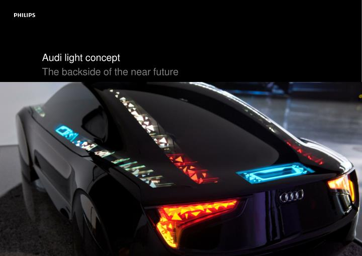 Audi light concept