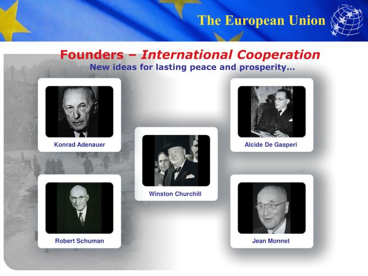 Founders international cooperation