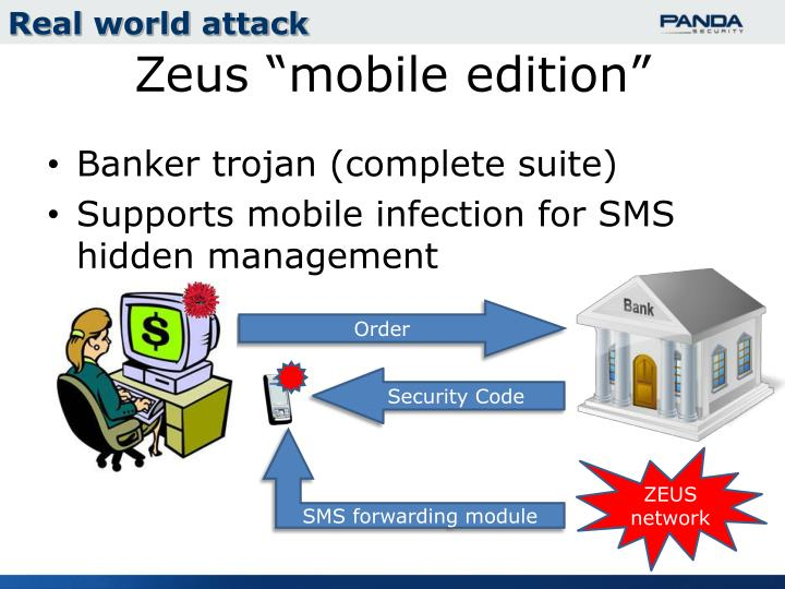 Real world attack