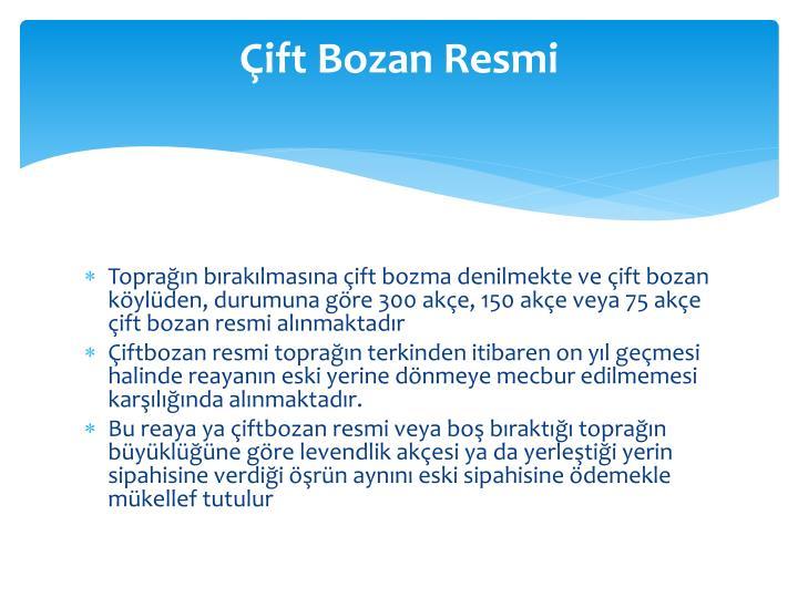 ift Bozan Resmi