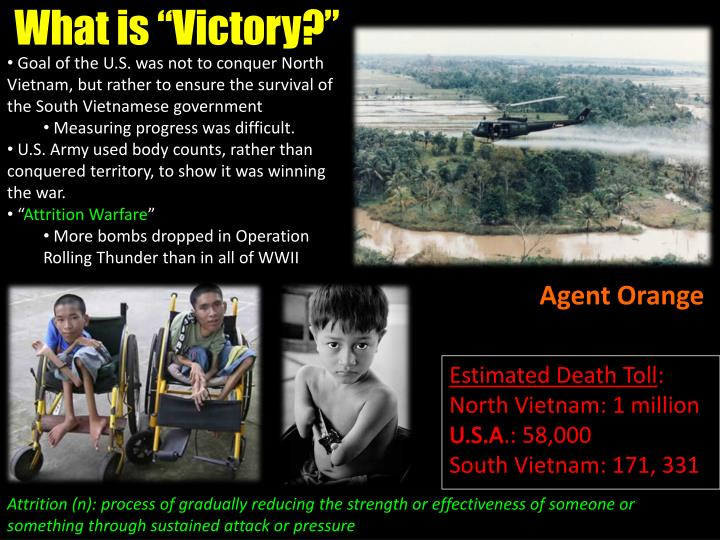"""What is """"Victory?"""""""
