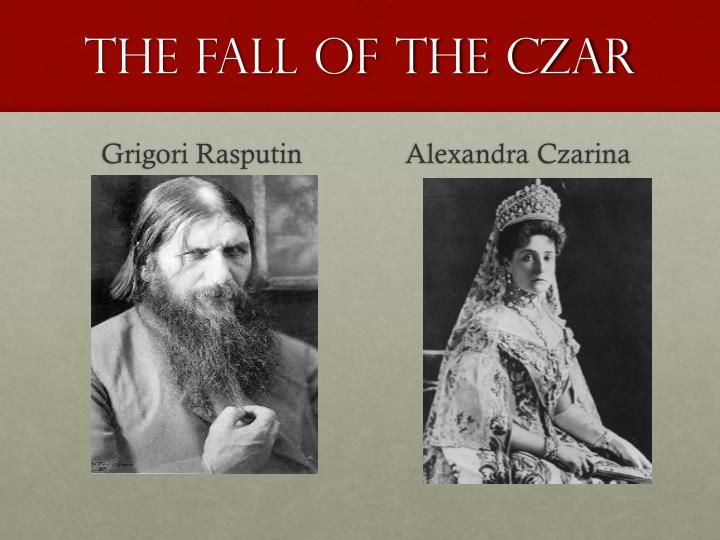 the fall of czar nicholas government Understand more about the royal families of europe during ww1 explore why some of the great monarchies had fallen by the end of the war.