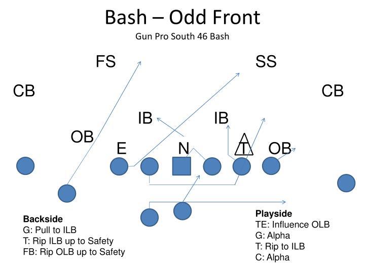 Bash – Odd Front