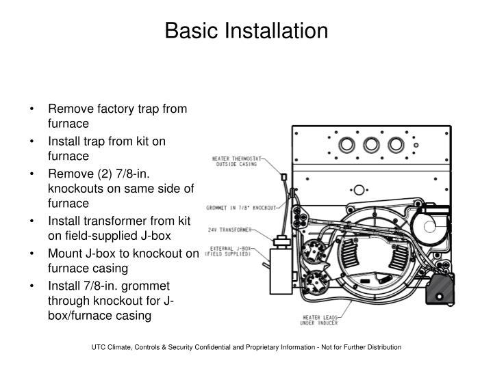 Basic Installation