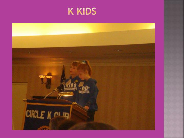 K Kids