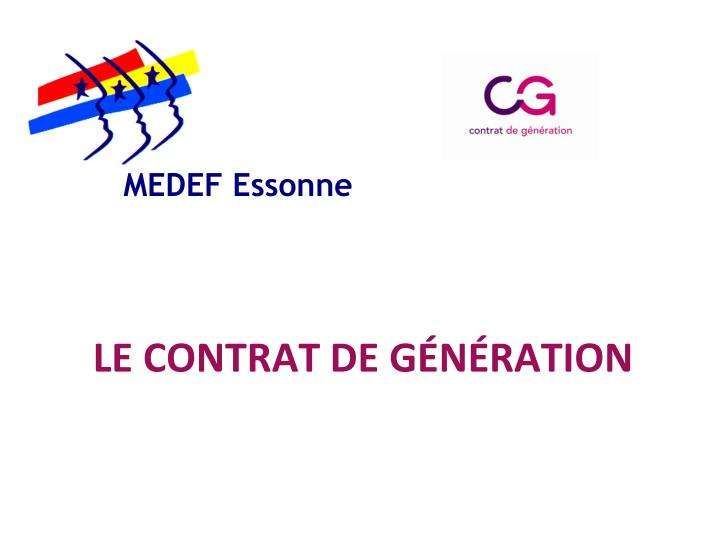 MEDEF Essonne