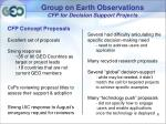 group on earth observations cfp for decision support projects4