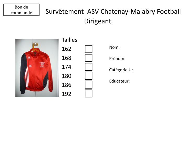 Surv tement asv chatenay malabry football1