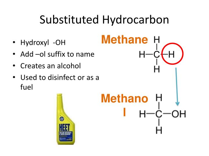 Substituted Hydrocarbon