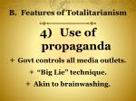 b features of totalitarianism3