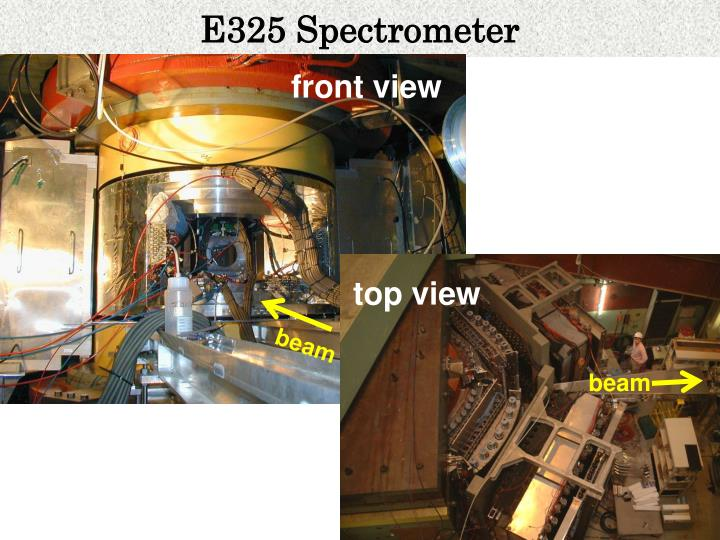 E325 Spectrometer