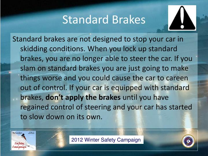 Ppt Driving In Hazardous Conditions Powerpoint