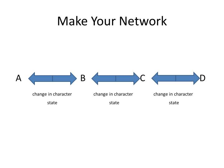 Make Your Network