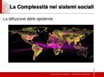 la complessit nei sistemi sociali