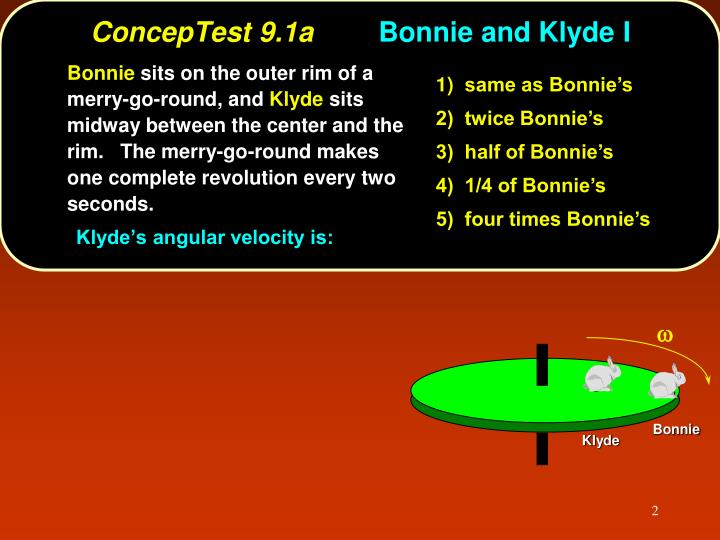 Conceptest 9 1a bonnie and klyde i