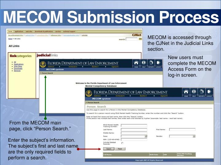 MECOM Submission