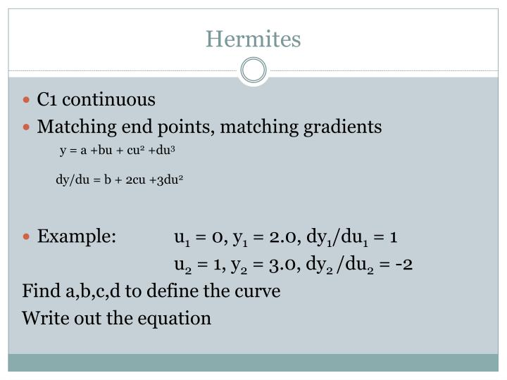 Hermites